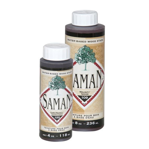 SAMAN Waterbased Stain (236ml)