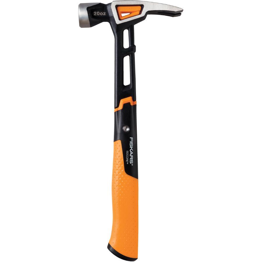 Fiskars 20oz Milled Face Ripping Hammer