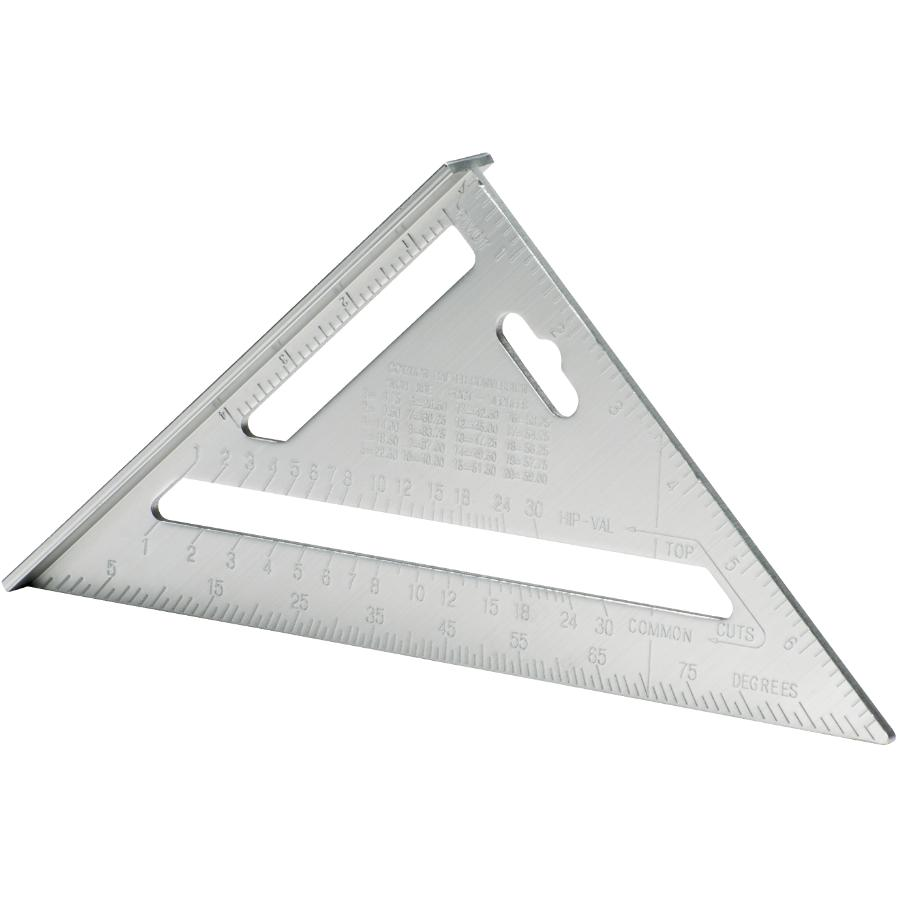 """Benchmark 7"""" Extruded Aluminum Rafter Square"""