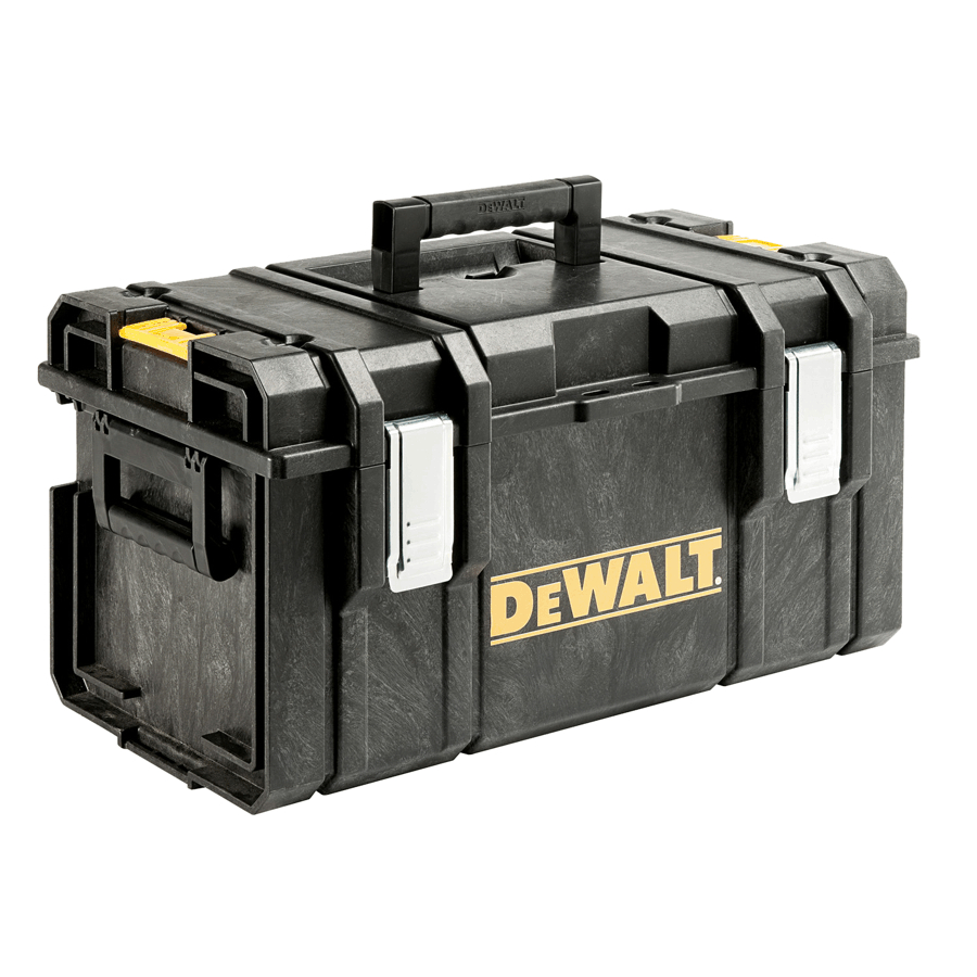 "Dewalt: 21"" x 13"" x 12"" Tough System Tool Box"