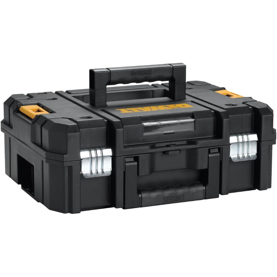"""Dewalt: 17"""" x 13"""" x 6"""" TSTAK II Tool Box"""