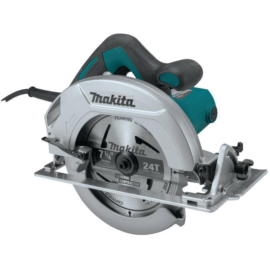 """Makita 7-1/4"""" 10.5 Amp Lightweight Circular Saw"""