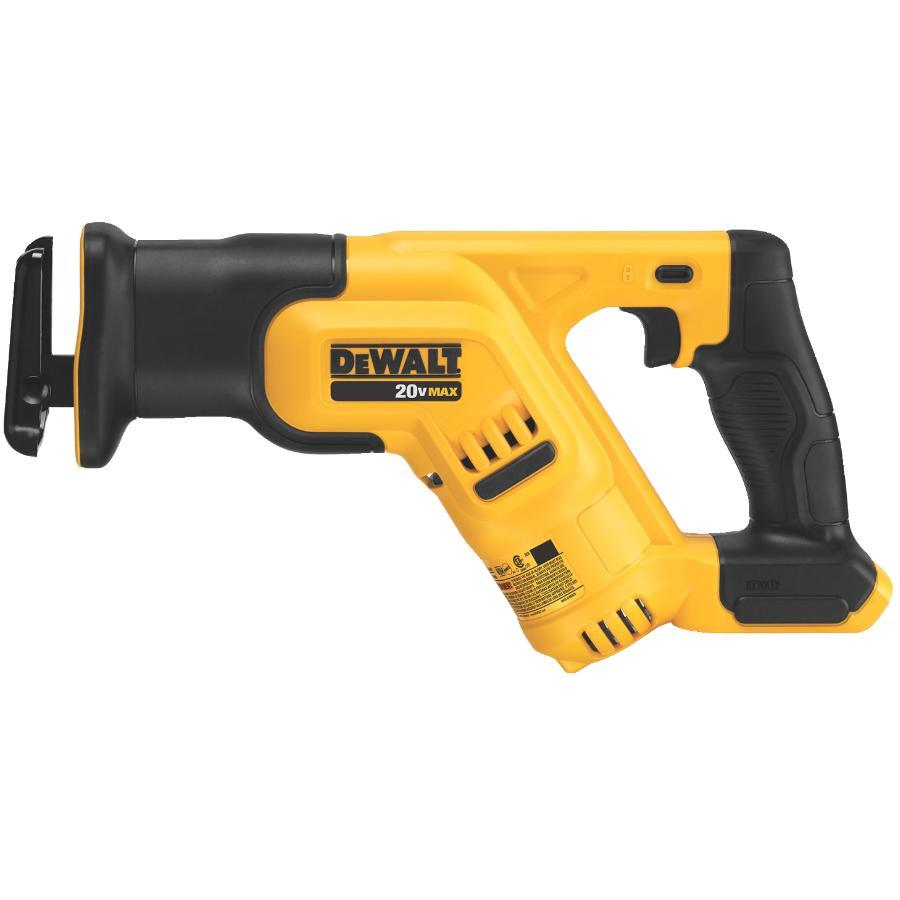 Dewalt 20 Volt Cordless Reciprocating Saw