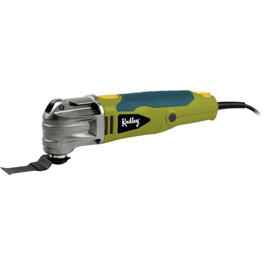 Radley 7 Piece Oscillating MultiTalent Tool Kit