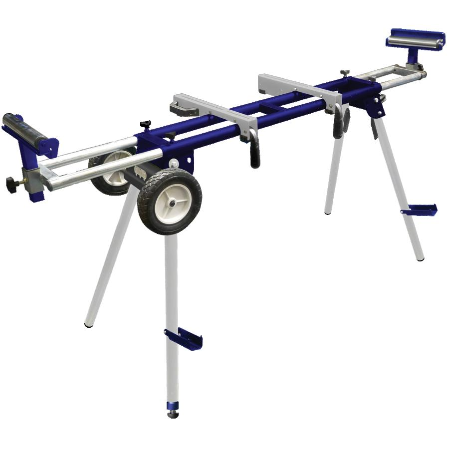 ROK Deluxe Adjustable Mitre Saw Stand