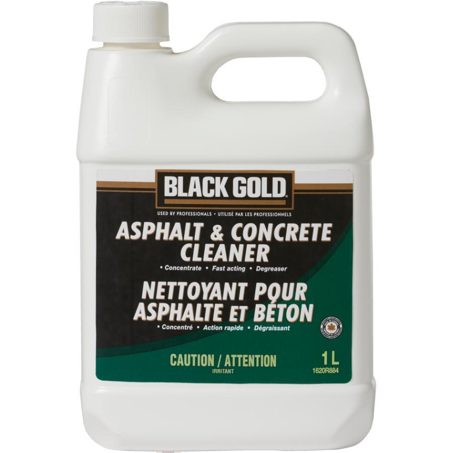 Black Gold 1L Premium Asphalt & Concrete Cleaner
