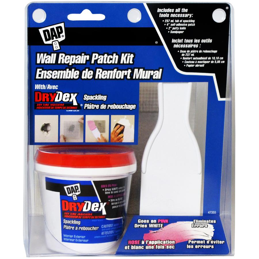 Drydex: 237mL Drydex Spackling Wall Patch/Repair Compound Kit