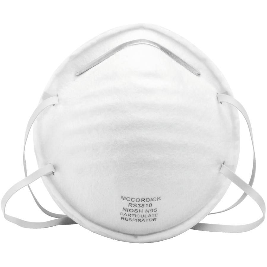 20 pack n95 particulate respirator masks