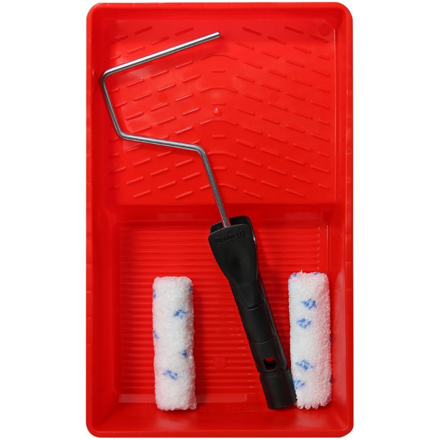 """Beautitone Lint Free Paint Roller Trim Kit - 4""""/100 mm, 4 Pieces"""