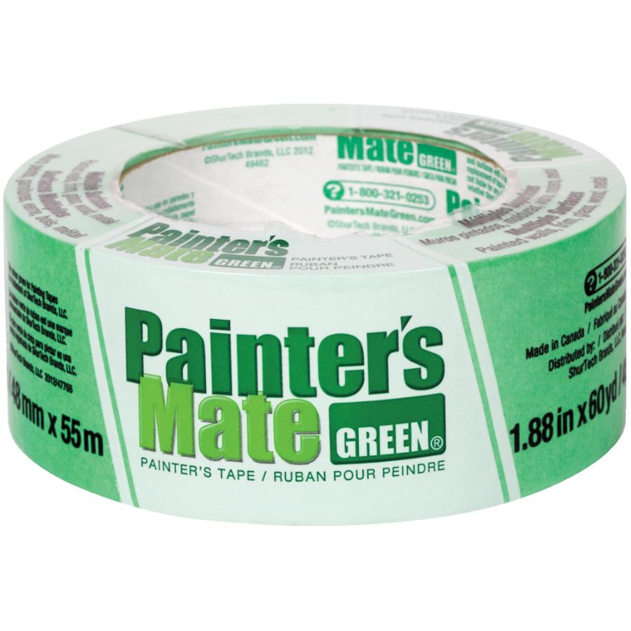 Painter's Mate: 48mm x 55M Green Painter's Masking Tape