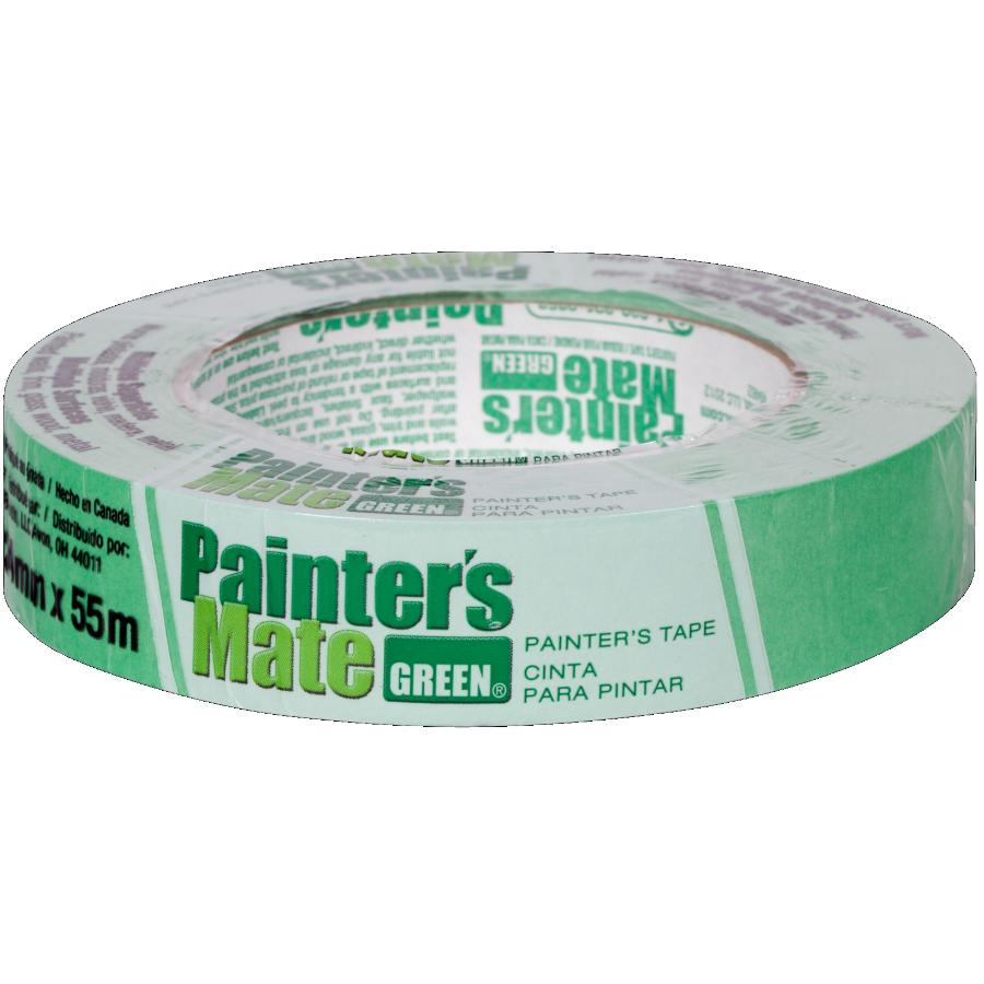 Painter's Mate 24mm x 55M Green Painter's Tape