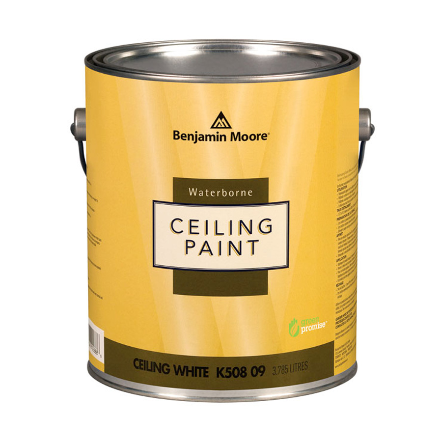 Benjamin Moore Waterborne Ceiling Paint - Ultra Flat