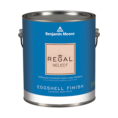 Benjamin Moore REGAL Select Interior Paint- Eggshell
