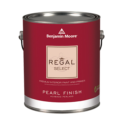 Benjamin Moore REGAL Select Interior Paint- Pearl