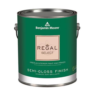 Benjamin Moore: REGAL Select Interior Paint - Semi-Gloss