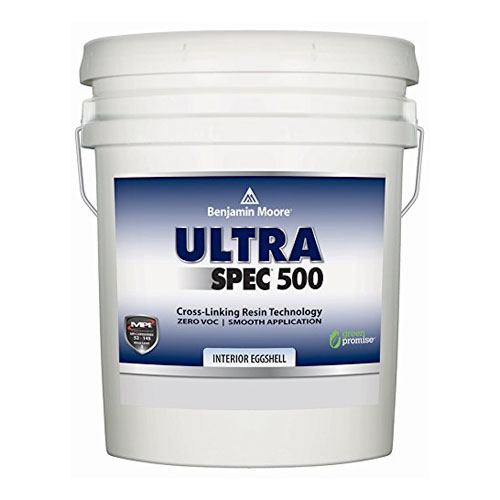 Benjamin Moore Benjamin Moore Ultra Spec 500 Interior Paint - Eggshell Finish
