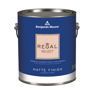 Benjamin Moore: REGAL Select Interior Paint - Ulti-Matte