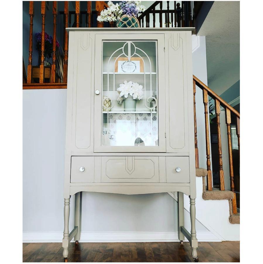 Bluestone House: Chalky Patina Furniture Paint - Driftwood, 473 ml