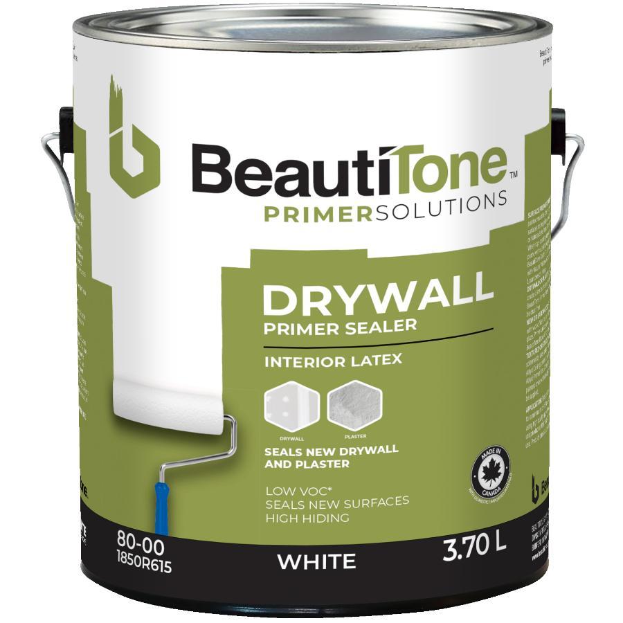 Beauti-tone: 3.78L White Interior Latex Primer Sealer