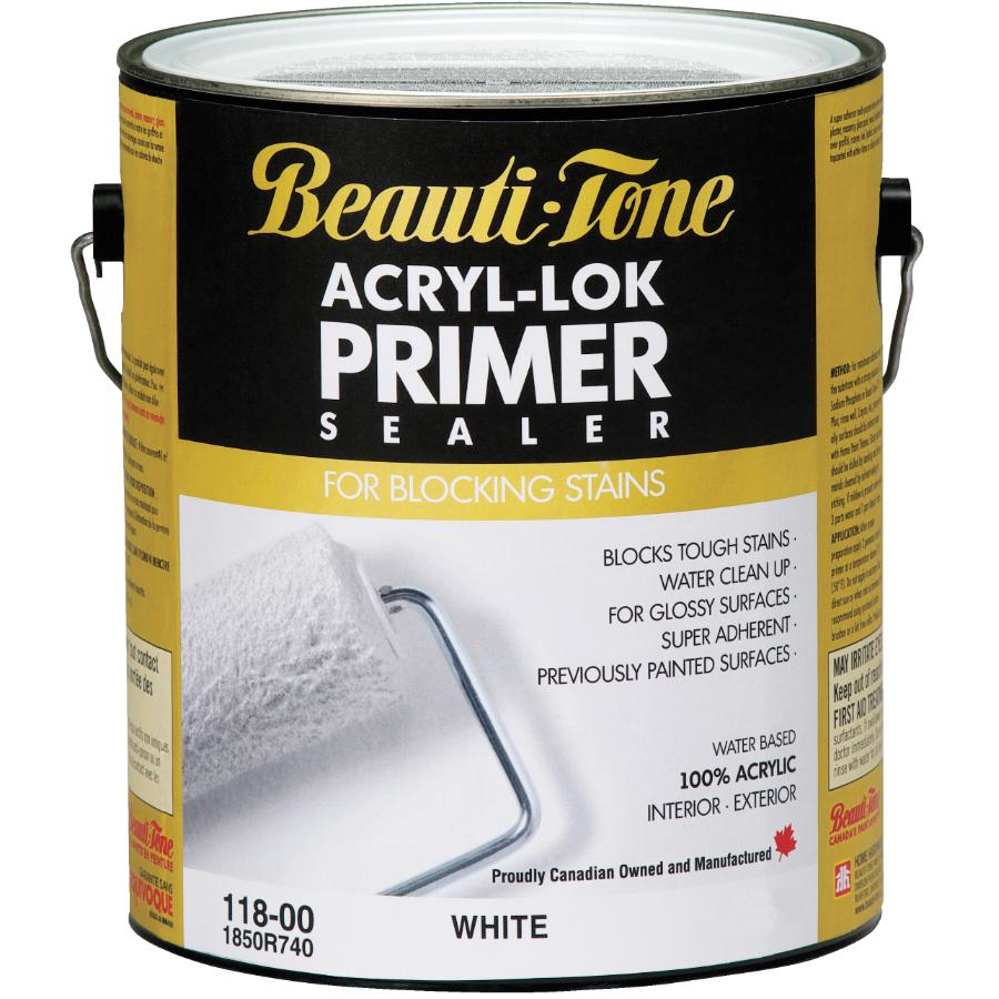 BEAUTI-TONE 3.78L White Interior/Exterior Latex Primer Surfacer