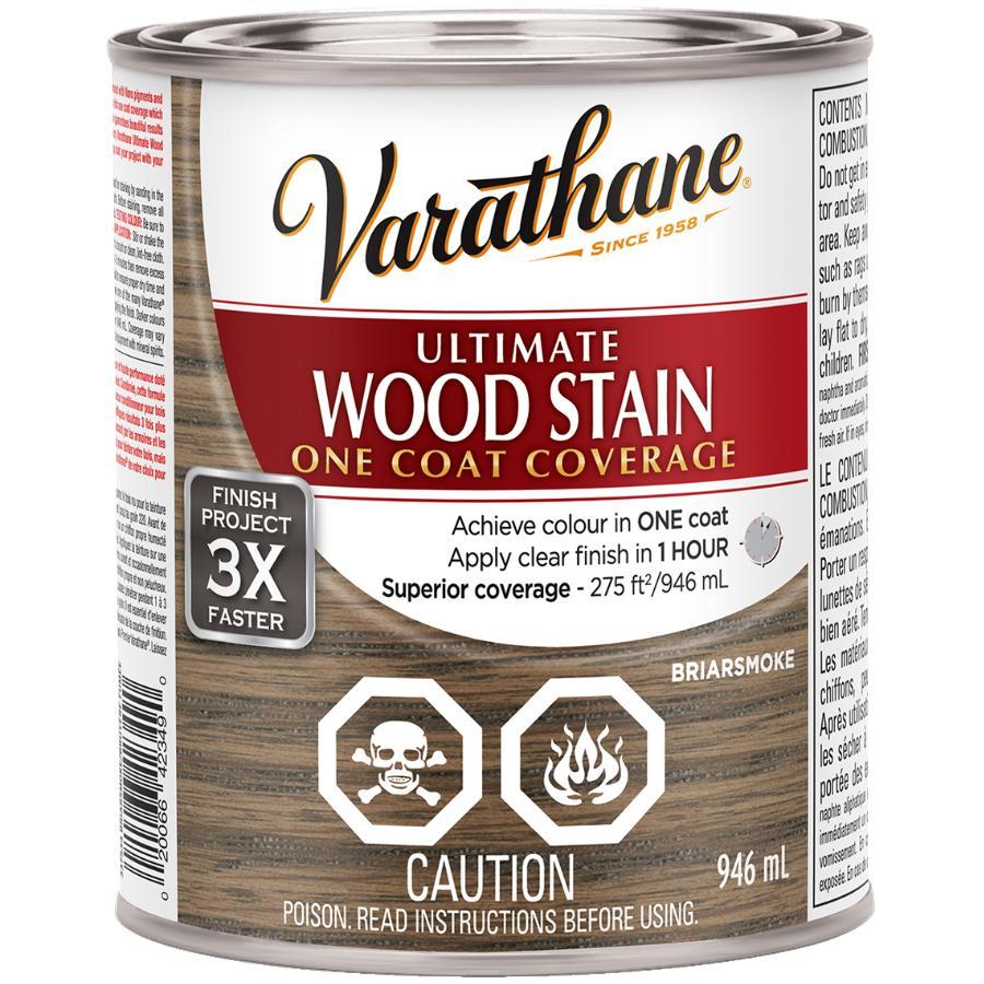 Varathane 946ml Ultimate Kona Alkyd Wood Stain Fennell
