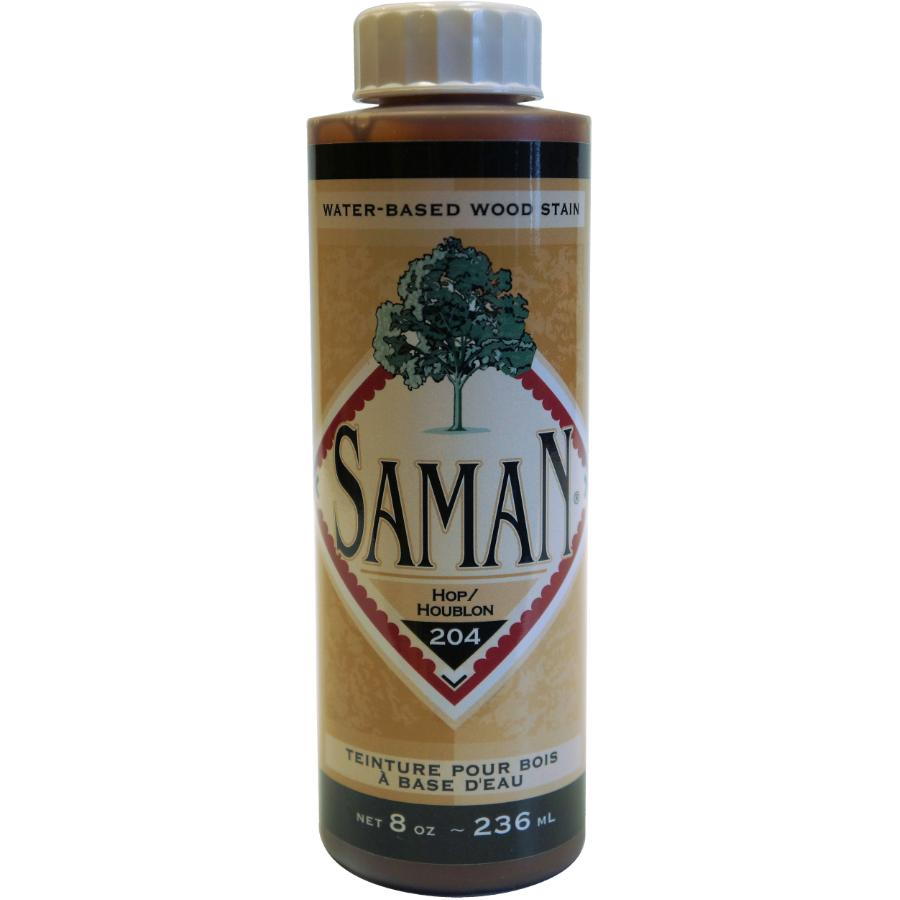 Saman 8oz Hop Latex Wood Stain