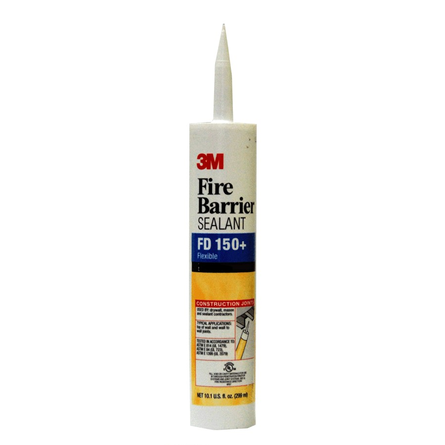 3m 300mL Red Firedam FD 150+ Silicone Sealant