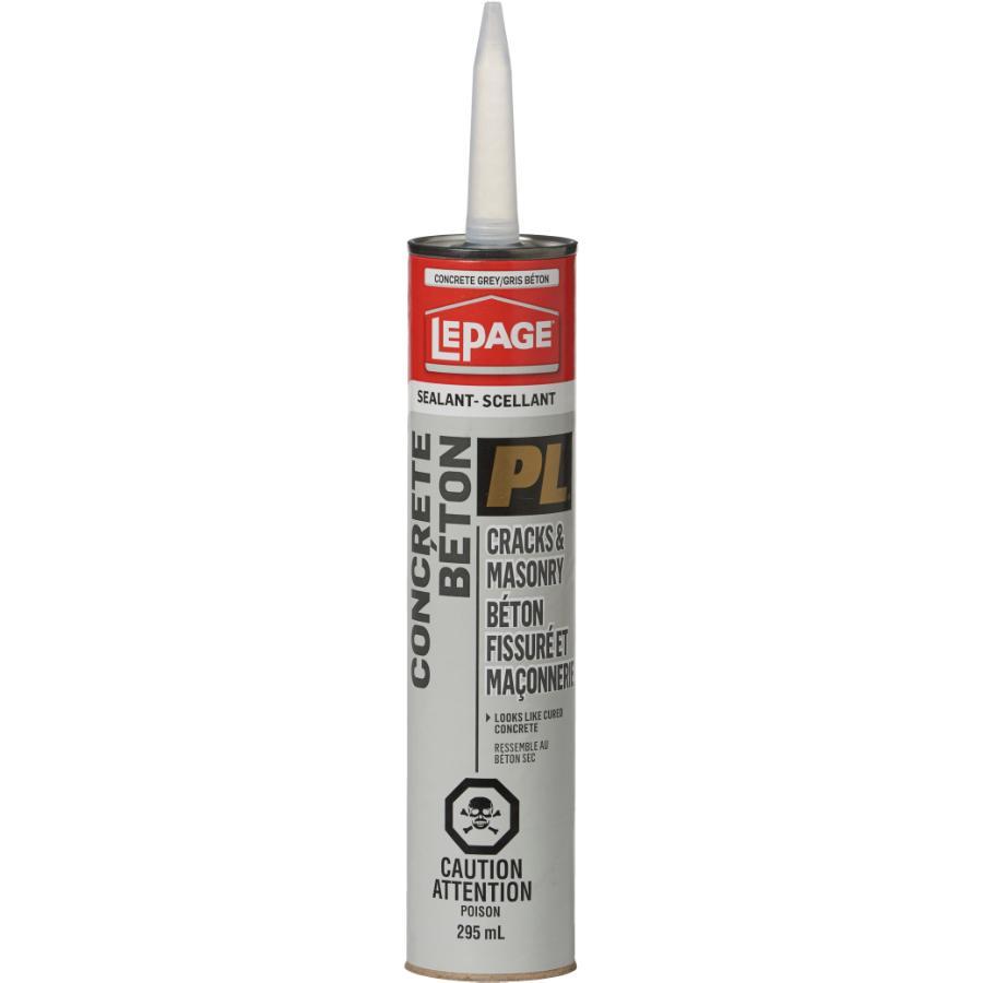Lepage: 295mL Concrete & Masonry Polyurethane Sealant
