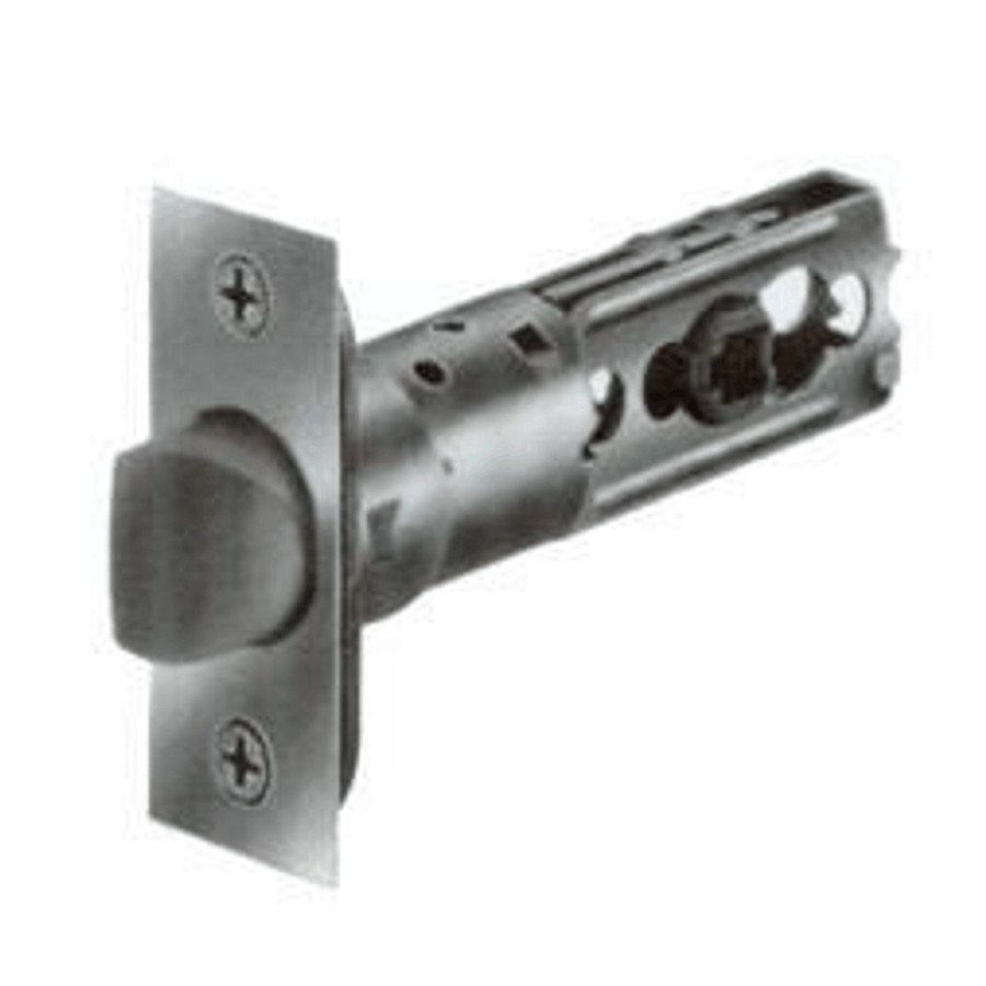 Weiser Lock 4 Way Universal Adjustable Drive-In Spring Door Backset Latch