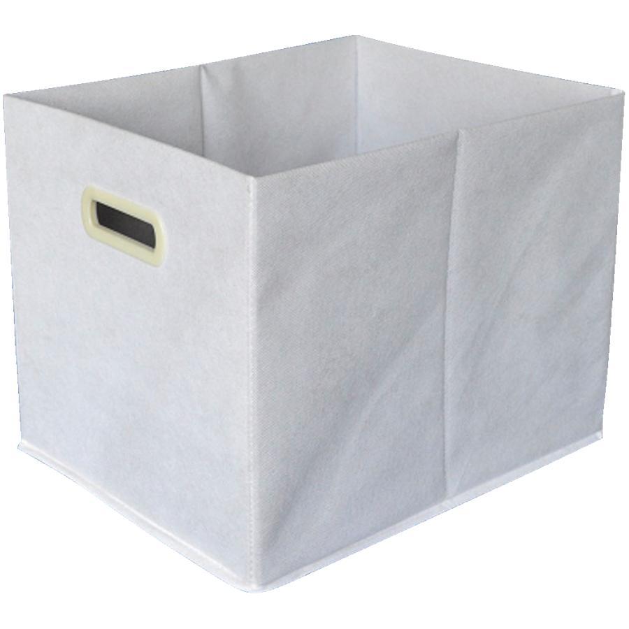 Homewares  White Fabric Non-Woven Storage Drawer