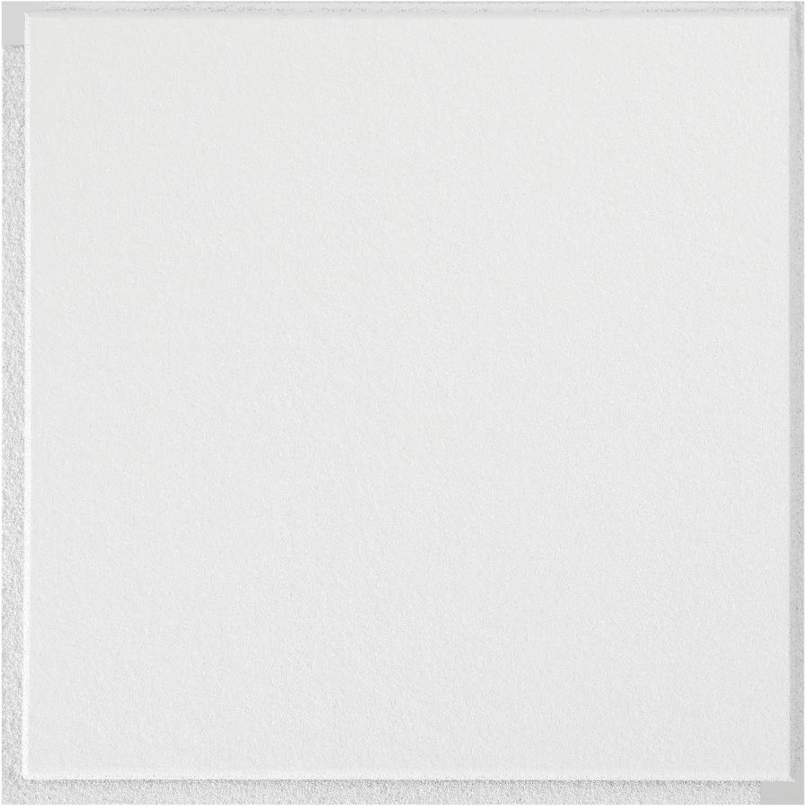 "Armstrong Ceilings 12"" x 12"" x 1/2"" White Washable Mineral Fibre Ceiling Panel"