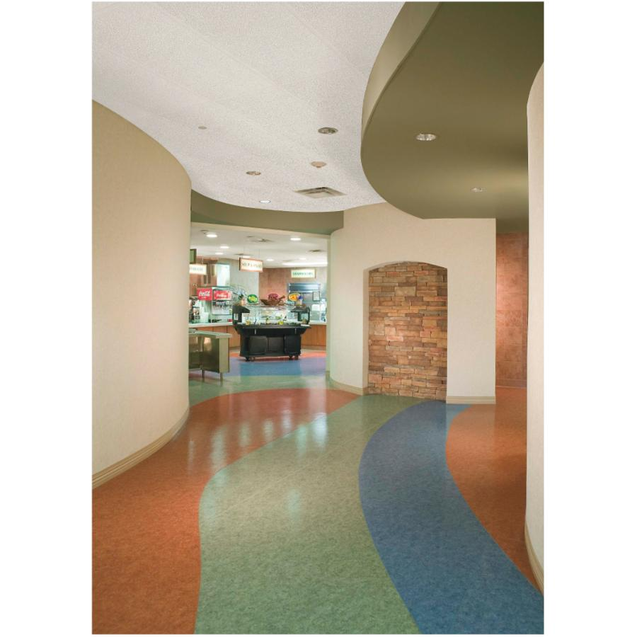 Armstrong Ceilings: 2' x 4' Sonoflex Fiberglass Random Fissured Ceiling Panel