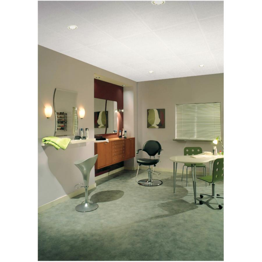 Armstrong Ceilings: 2' x 4' Sonoflex Fiberglass Etched Ceiling Panel