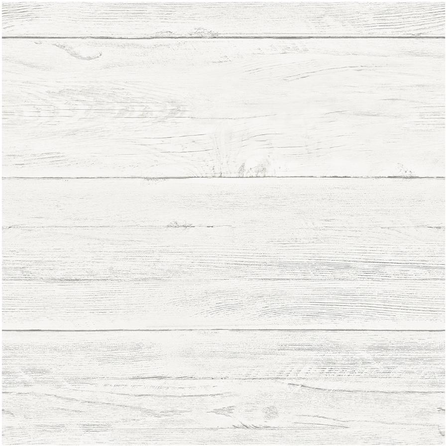"Wallpops: 20.5"" x 18' Shiplap Peel and Stick Wallpaper"