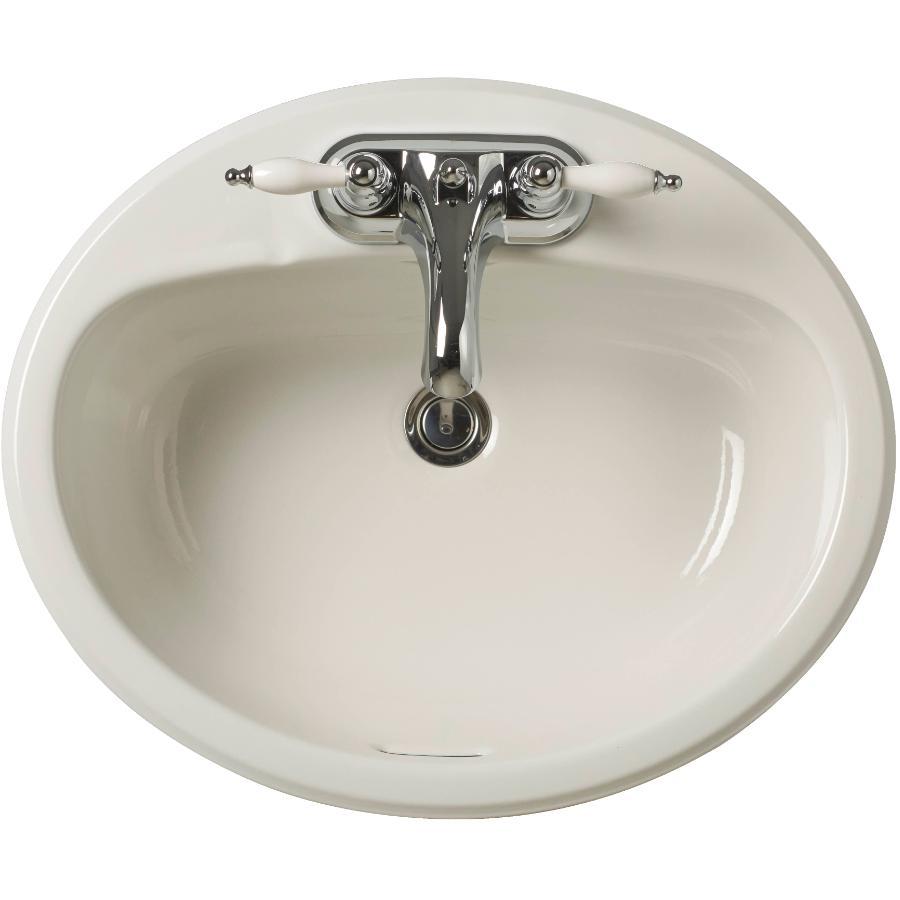 "American Standard 20"" x 17"" Ovation White Basin"