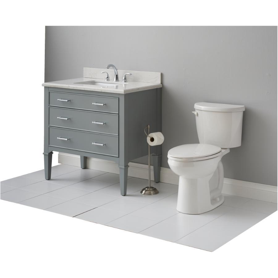 Brilliant American Standard Evolution2 16 1 2 6L White Lined Evergreenethics Interior Chair Design Evergreenethicsorg