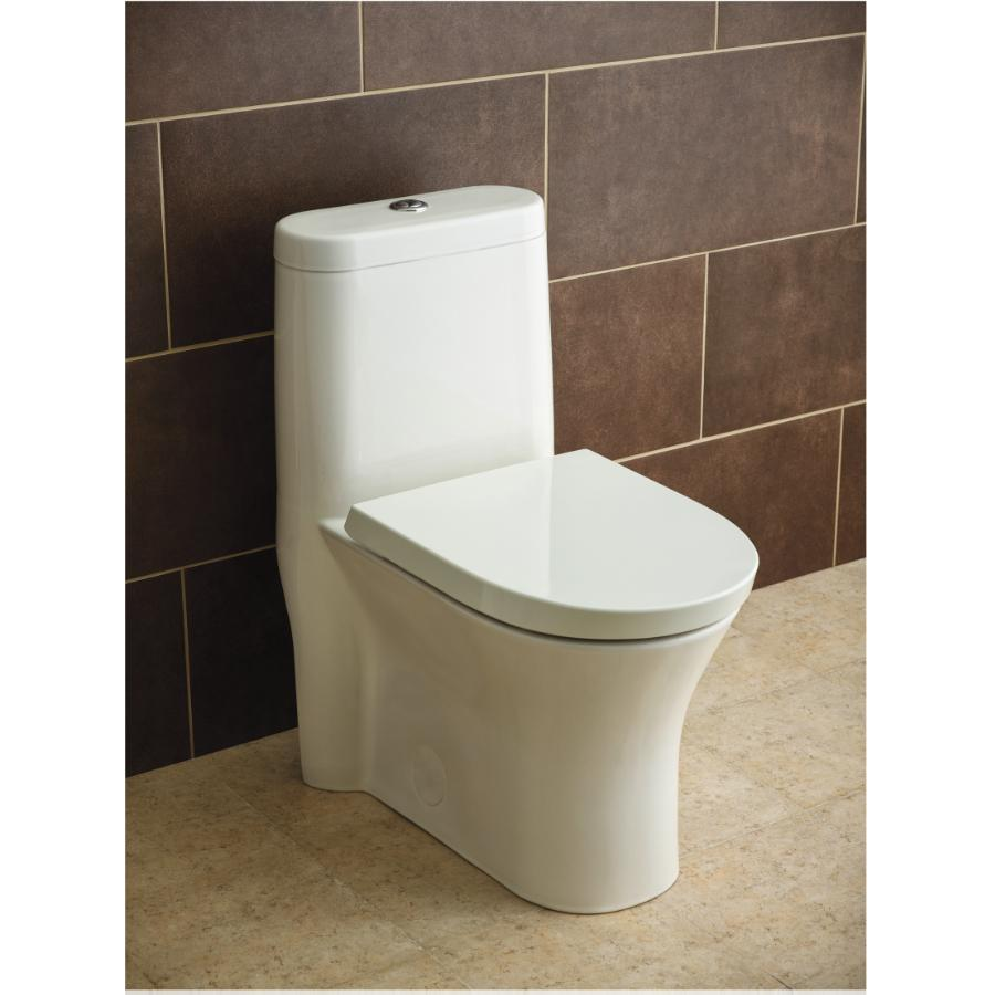 American Standard Cosette 1 Piece Dual Flush 15 1 2
