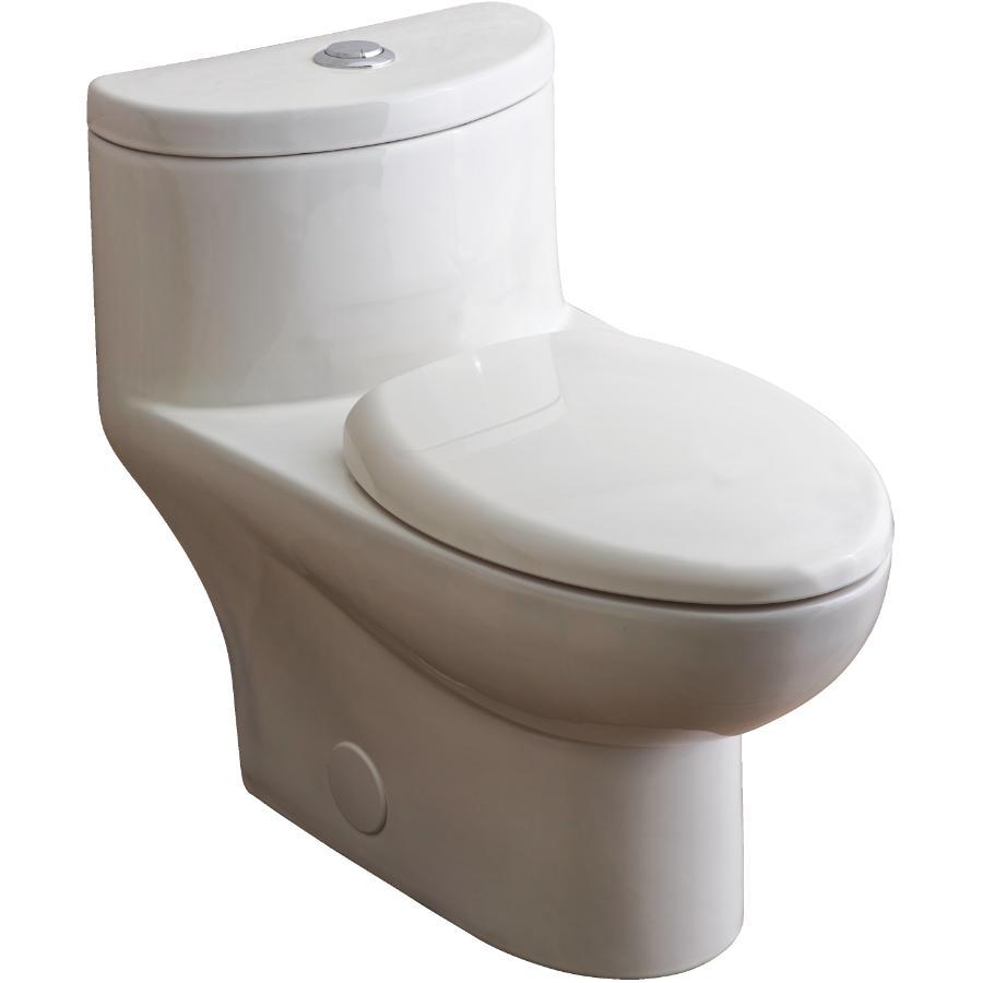American Standard Tofino 1 Piece Dual Flush White
