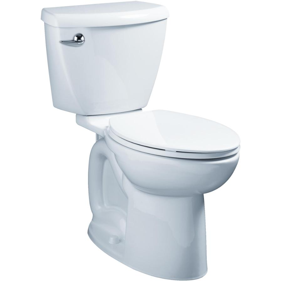 "American Standard Ravenna 6L 16.5"" White Right Height Elongated 2 Piece Toilet in a Box with Slow Close Seat"