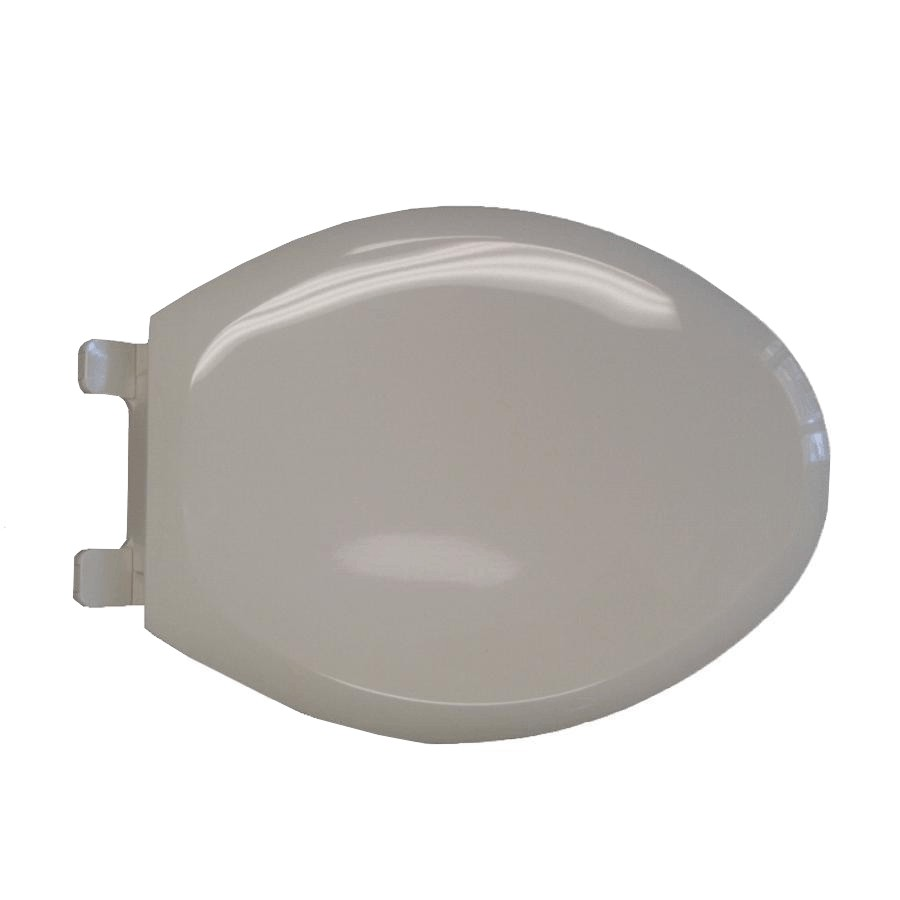 Peter Anthony Bone Slow Close Plastic Toilet Seat for Elongated Toilets