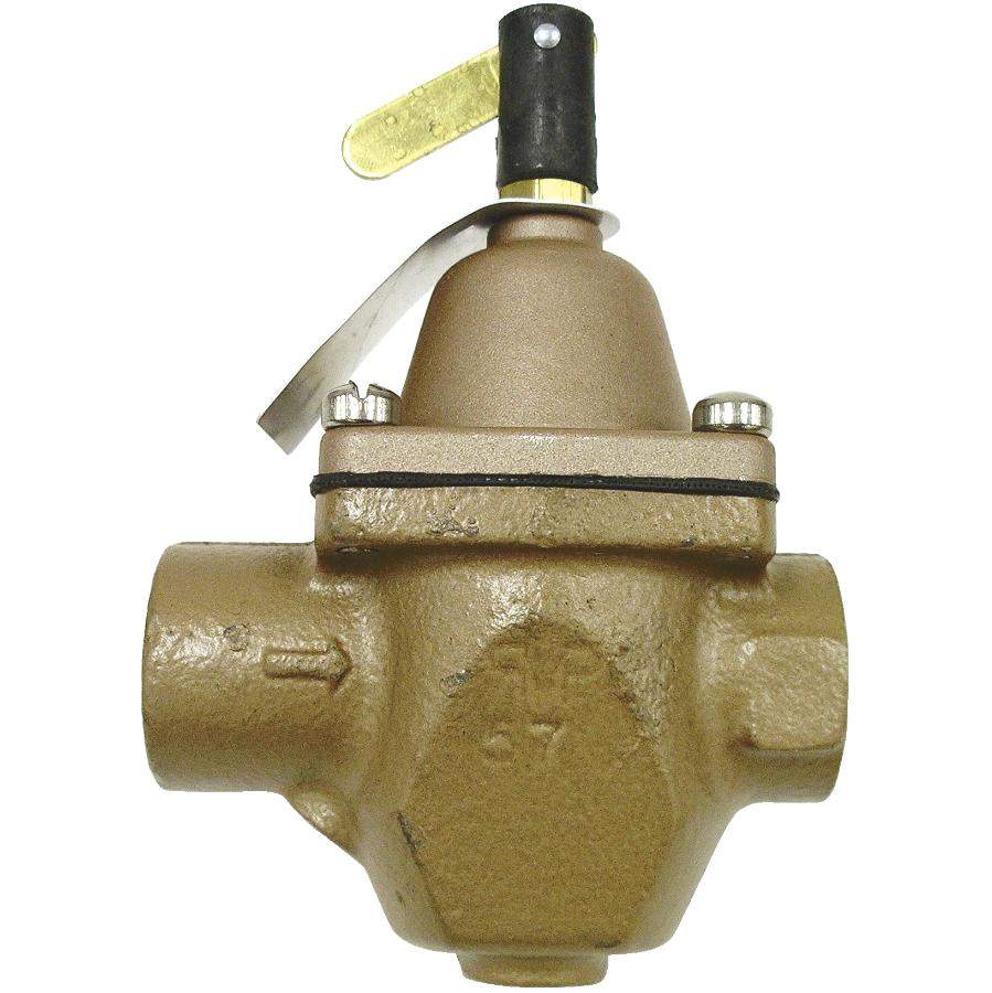 "Watts Industries 1/2"" Pressure Regulator"