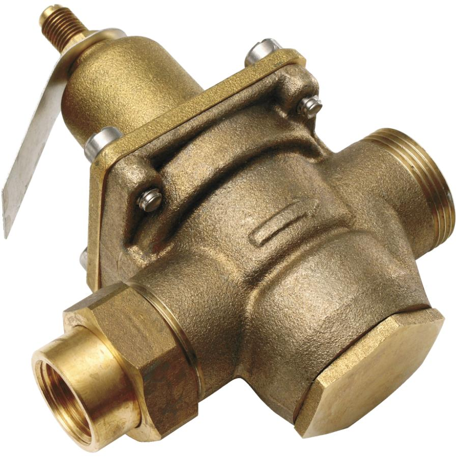 "Watts Industries 1/2"" Reducing Pressure Valve"