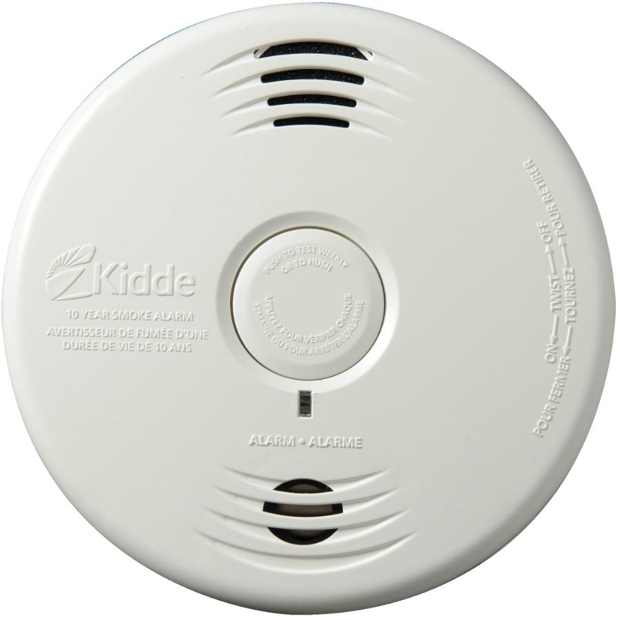 KIDDE Battery Operated Bedroom Smoke Detector