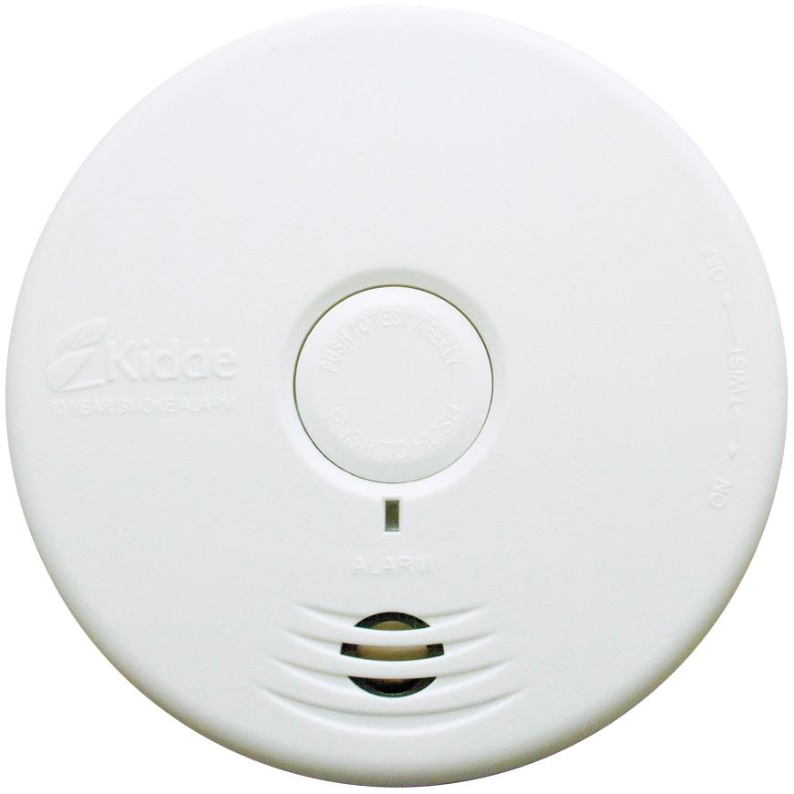 KIDDE Battery Operated Kitchen Smoke Detector