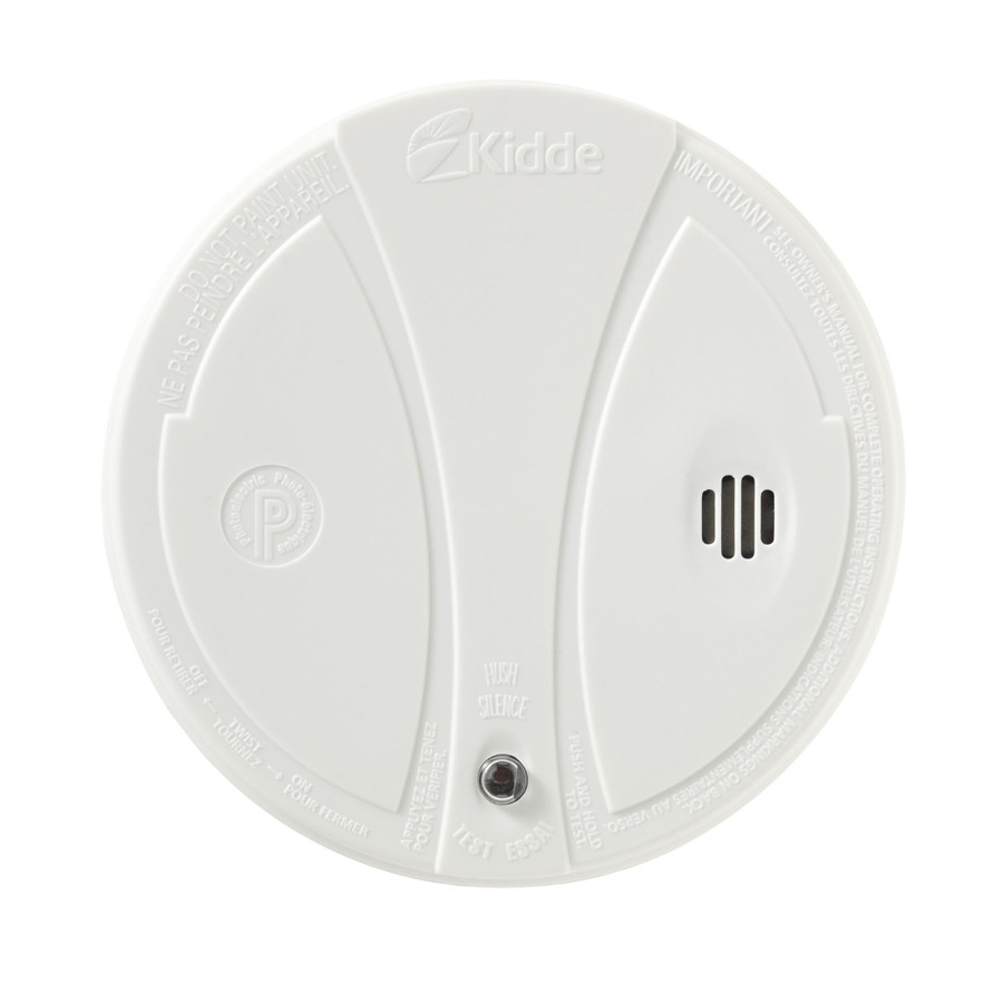 KIDDE Battery Operated Photoelectric Smoke Detector