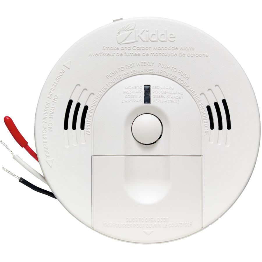 Kidde Wire-In Talk Smoke and Carbon Monoxide Detector