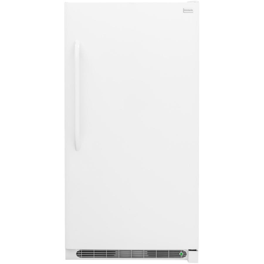 FRIGIDAIRE 20.9 cu. ft. White Vertical Freezer