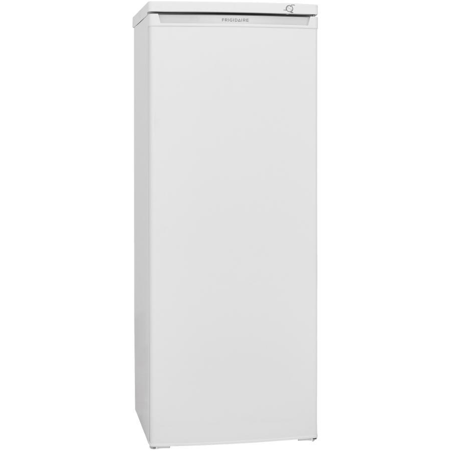 FRIGIDAIRE 6 cu. ft. White Vertical Freezer