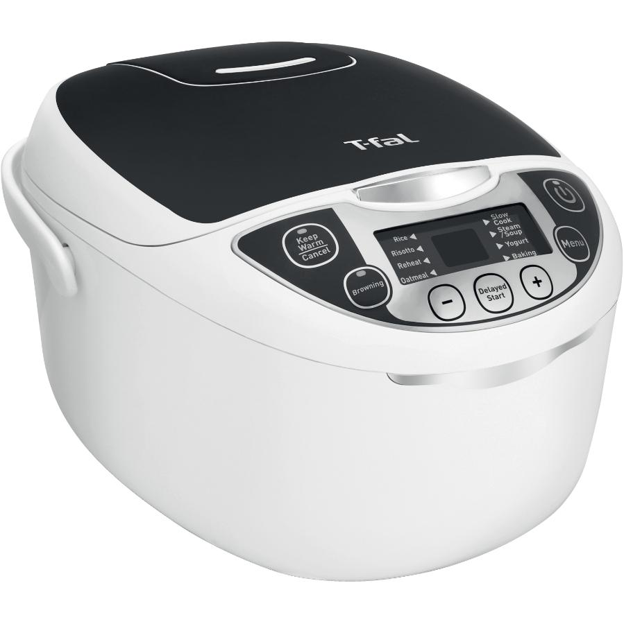 T-FAL 5L White 1 Step Multi-Cooker
