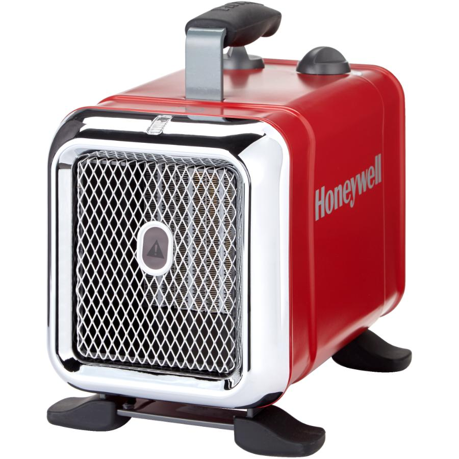 Honeywell 900W - 1500W Red Cube Ceramic Heater